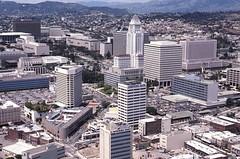 Los Angeles Civic Center 1983