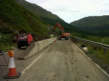 A83 to reopen