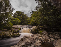 Cascade Above Aira Force Ullswater Lake District (Giuseppe Baldan) Tags: