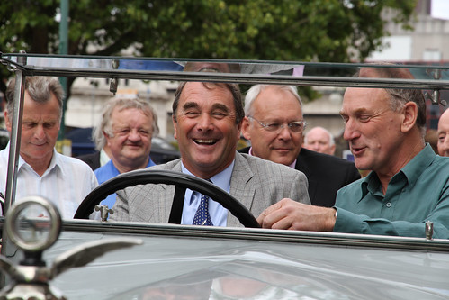 Nigel Mansell Honoured On Birmingham