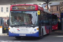 Travel West Midlands Scania OmniLink 1797 (BV57 XFL (john-s-91) Tags: walsall 1797 travelwestmidlands scaniaomnilink bv57xfl walsallroute6
