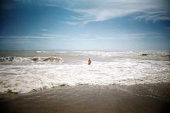 , (Benedetta Falugi) Tags: blue sea summer sky film analog mare estate blu lagoverde 22mm rimigliano autaut asummer benedettafalugi wwwbenedettafalugicom