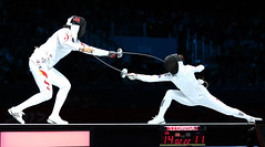 Korea_London_WomenTeam_Fencing_08 (KOREA.NET - Official page of the Republic of Korea) Tags: london football korea korean fencing olympic southkorea  rpublique 2012    republicofkorea teamkorea       rpubliquedecore cir republiquedecoree    2012londonolympicgames