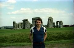 Stonehenge Wiltshire Sept 1980 005  MGS (photographer695) Tags: stonehenge wiltshire 1980 sept