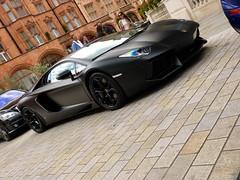 Stealth (BenGPhotos) Tags: black london car photo italian exotic lamborghini supercar spotting matte 2012 v12 hypercar aventador lp700 lp7004
