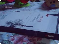 219/366 (Eula.) Tags: red black livro 366 ameninaqueroubavalivros