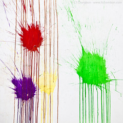Splash - Paris (louistib) Tags: paris art wall peinture peint couleur 072012img95521c