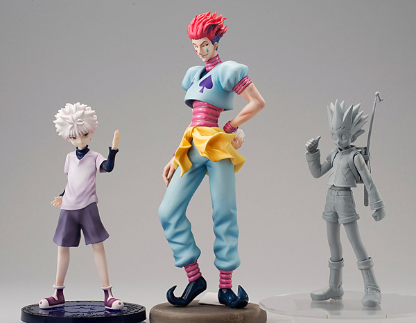 MEGAHOUSE - HUNTER×HUNTER:西索