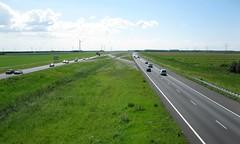 A6-7 (European Roads) Tags: road netherlands highway motorway freeway nl median lelystad a6 almere lepelaar autosnelweg middenberm flevoladn