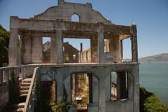 At Alcatraz (n-images) Tags: sanfrancisco california goldengate alcatraz oldbuilding sanfranciscocalifornia 49miledrive juni2012