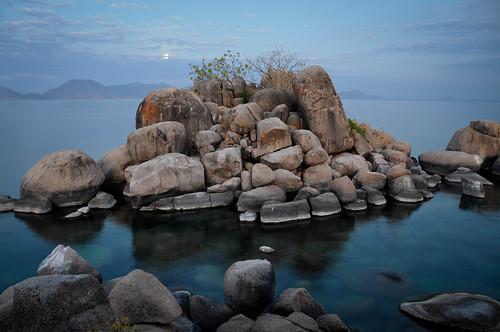 View from Mumbo Island