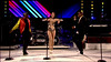 .Tinie Tempah, Jessie J and Taio Cruz perform at the ' Olympic Closing Ceremony ' Shown on BBC1 HD England