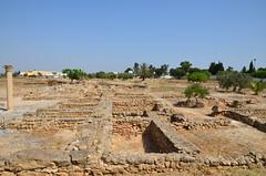 Roman-Byzantine site of Pupput (4) (Prof. Mortel) Tags: roman tunisia byzantine pupput