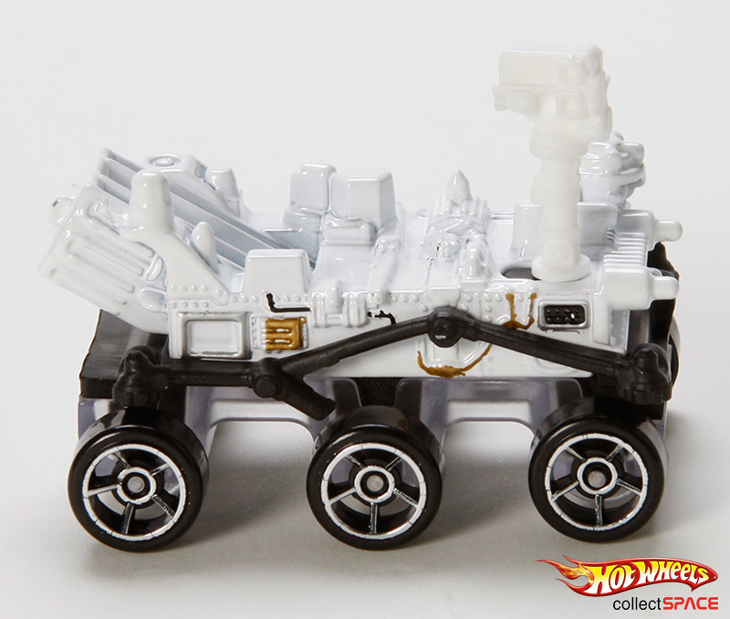 Mattel - Hot Wheels 火星探測車「好奇號」