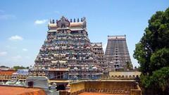Sri Ranganathaswamy Temple, Srirangam (bodythongs) Tags: travel india architecture canon temple indian august ixus sri hindu hinduism indien tamil tamilnadu bharat southindia nadu trichy srirangam dravidian gopuram hindistan    ranganatha ranganathaswamy        indiya       tiruchirapali         bodythongs          vaishanava