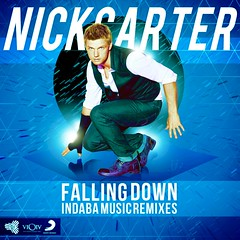 Nick Carter - Falling Down : The Indaba Music Remixes (nGenius Media) Tags: