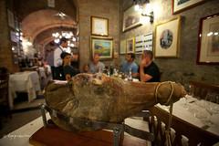 Prosciutto was fresh (DGA Productions) Tags: italy siena palio dga espn kennymayne mattdoyle wwos michaelandrus dgaproductions wwos2 lorellamuzi