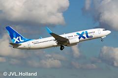 D-AXLE  120810-168_C1  eddl  JVL~Holland (JVL.Holland John & Vera) Tags: canon germany europa aircraft airline g1 boeing nordrheinwestfalen dus daxle gxl eddl düsseldorfinternationalairport xlairwaysgermany b7378q8 jvlholland