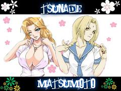 sexy! (TsunadeMatsumoto) Tags: anime cute sexy girl wow nice mujer bleach naruto ecchi hentai diosa