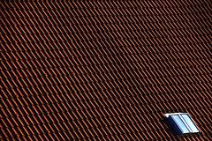Skylight (C_MC_FL) Tags: vienna wien roof orange house building window lines architecture canon photography eos austria sterreich pattern fotografie fenster bricks skylight haus fav20 architektur minimalism simple tamron dach minimalistic gebude muster dachziegel gettyimages linien dachfenster einfach fav10 dormerwindow minimalistisch 18270 60d b008