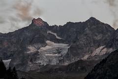 last rays (sami kuosmanen) Tags: valo vuoristo vuori mountain jtikk glasier itvalta austria alps alpit sunset auringonlasku huippu top zillertal climbing bouldering