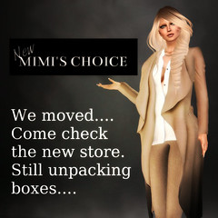 THE NEW MIMI'S CHOICE ! (mimi.juneau *Mimi's Choice*) Tags: mimi juneau mimis choice clothes fashion secondlife redgrave vanity hair indyra jumo