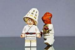 It's a Trap! (justbrickit) Tags: lego star wars anakin skywalker admiral ackbar trap