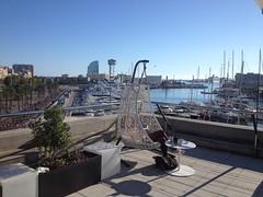 Dakterras (annebethvis) Tags: dakterras museum haven uitzicht relax stoel terras