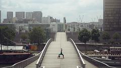 (dimitryroulland) Tags: nikon d600 85mm 18 dimitry roulland dance dancer paris france urban street city bridge sport natural light performer art