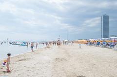 IMGP9254 (maicol_) Tags: cesenatico grattacielo estate adriatico spiaggia pentax k30 18135 smc