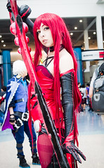2016 Anime Expo - Elesis (mambastic photography (aka mamba909)) Tags: pentax k01 sigma2470mmf28ifexdghsm animeexpo animeexpo2016 cosplay コスプレ