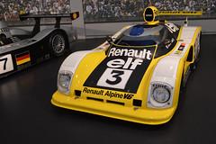 Reunault Alpine Gordini (Vgce) Tags: cars voitures wagen le mans soprt race racing course automoblie renault alpine gordini 24h