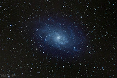 Messier 33 : Triangle Galaxy (stephane_p) Tags: galaxiedutriangle k3 m33 messier33 pentax astrotracer cielprofond deepsky galaxie galaxy trianglegalaxy ogps1 astrophotography astrophotographie astronomy astronomie pentaxart