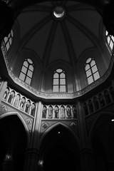Castelpetroso Church (Teo Prencipe) Tags: chiesa church black white castelpetroso santuario madonna addolorata architettura lumix panasonic g6 molise
