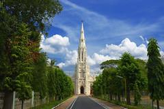 Loyola Church (Arvind Balaraman) Tags: thirukkural kural photoblog kadavulvazthu thiruvalluvar tamilscripture