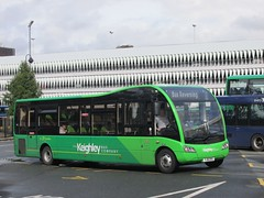 Keighley Bus Co 153 YJ16DVG Keighley Bus Stn on K1 (2) (1280x960) (dearingbuspix) Tags: keighleydistrict transdevkeighleydistrict keighleybuscompany transdevkeighleybuscompany yj16dvg 153 transdev