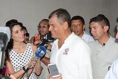 Recorrido de Ministro Subrogante junto a Presidente de la República (Secretaría del Deporte Ecuador.) Tags: ministeriodeldeporte subrogante arturotello capwell guayaquil guayas ecuador
