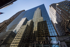 Chrysler Building (MadMartigen) Tags: manhattan ny newyork chryslerbuilding city architecture reflection