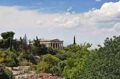 Hefajstejon (bazylek100) Tags: grecja greece e  ateny athens ancient agora witynia temple doric hefajstejon hephaisteion