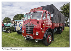 Daily Mirror Foden Lorry (Paul Simpson Photography) Tags: foden dailymirror newspaper transport truck lincolnshireshowground lorry sonya77 imagesof imageof photosof photoof paulsimpsonphotography vintage vintagelorry vintagetransport vintageshow classic classiclorry gathering redlorry manchester deansgate