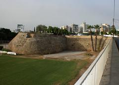 Constanza Bastion (chrisonmas) Tags: cyprus nicosia walls bastion