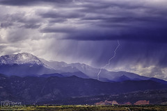 Levels (Dave Arnold Photo) Tags: co colo colorado coloradosprings lightning mountains pikespeak storm stormy thunderstorm thunder monsoon image pic us usa picture severe photo photograph photography photographer davearnold davearnoldphotocom beautiful woman fantastic travel scenic cloud upskirt party night milf rockymountains wife top spread wet sex daylight sexy nude naked canon 5d mkiii 100400 mm huge big mountain perfect elpasocounty landscape nature summer tree forest urban outdoor weather rain virga rayos cloudy lightening sky gardenofthegods