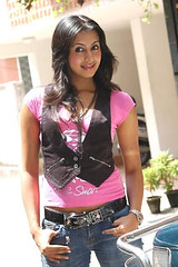 South Actress SANJJANAA Photos Set-4 (30)
