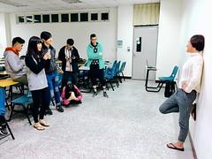 Back to Asia University-14 (Enix Xie) Tags: taiwan taichung travel trip journey life enjoy streetsnap street people wufeng 亞洲大學 亞大 asiauniversity 攝影社 photographyclub student nikon nikond7000 d7000 小小黑 70200 70200f4 nikkorafs70200mmf4gedvr apple iphone iphone6 club