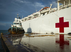 160826-N-BB534-014 (Nelson Dillehunt) Tags: usnsmercy usnavy pacificpartnership pacificpartnership2016 pp16 hospitalshipusnsmercy mc1merriam mc1elizabethmerriam padang indonesia