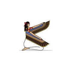 MAAT (Moon Designs & Illustrations) Tags: maat goddess wings egyptian egyptianart hierarchy spiritual art minimal minimaldesign design designsbymoon designer graphicdesign graphicart graphic artwork artpreneur artist conceptual conceptualart illustration vector vectorart vectorillustration