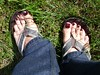 OPI Skyfall outside in the grass (toepaintguy) Tags: male guy men man masculine boy nail nails fingernail fingernails toenail toenails toe foot feet sandal sandals polish lacquer gloss glossy shine shiny sexy fun daring allure gorgeous glitter maroon red brown creme