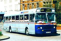 1039 DOC 39V (WMT2944) Tags: 1039 doc 39v leyland national mk2 wmpte west midlands travel