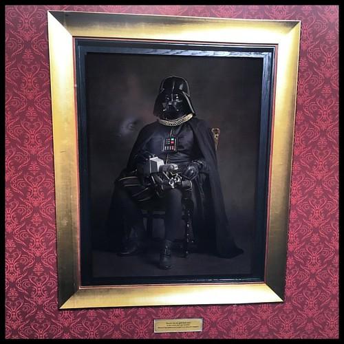 Peinture flamande #expo #exhibition #paris #france #photooftheday #carolechevallet #cacole_bn #iphone5SE #starwars #happytime #fan #sachagoldberger #garedausterlitz #photographer #art #artist #parisausterlitz