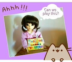 Mini modelling clay (Princess Stitch) Tags: littlefee yosd fairyland spampy
